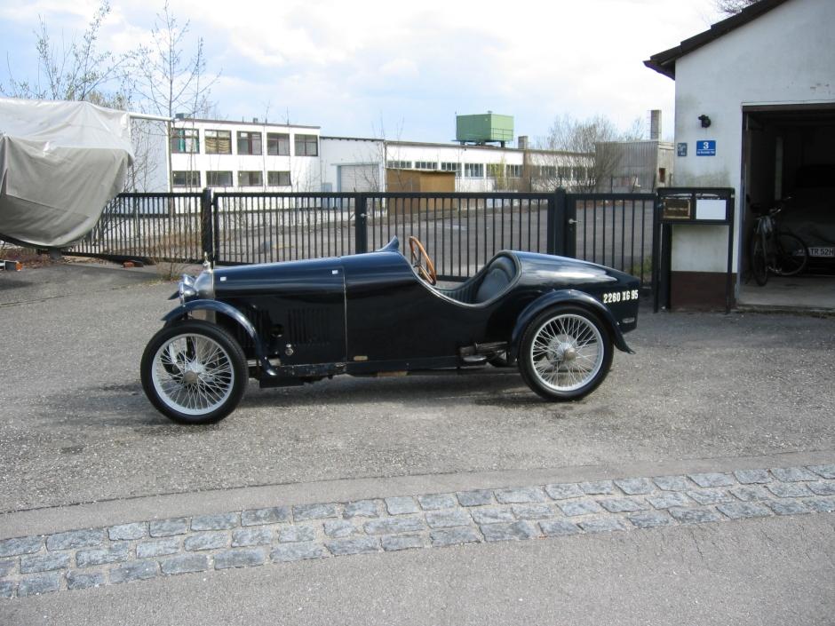 Amilcar CS 1923 im Jahr 2003