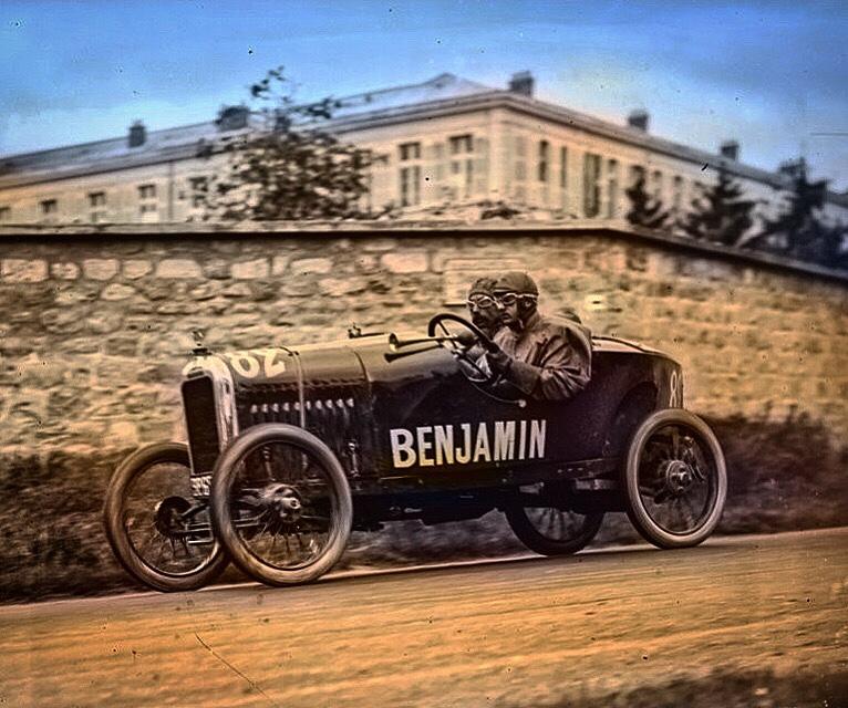 Benjamin cyclecar