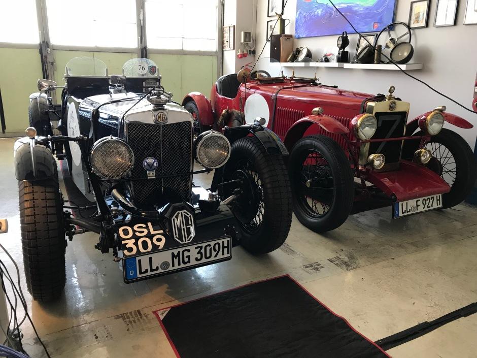 MG und Fiat