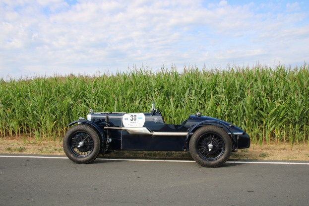 MG - PA 1935 Q-Type S