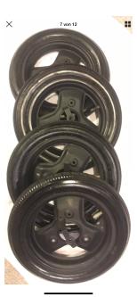 Austin J40 Pedal Car Parts