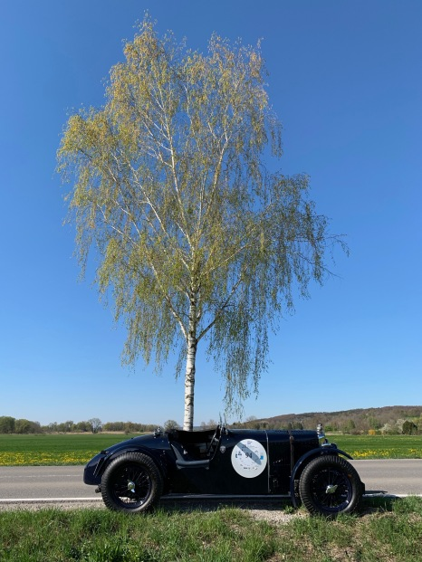 MG Q-Type Special 1935