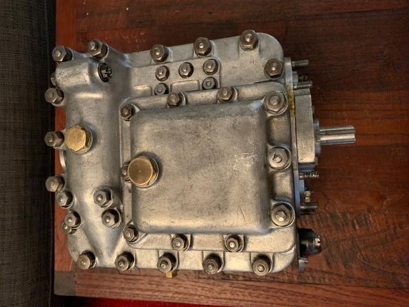 E.N.V. 75 Vorwahlgetriebe