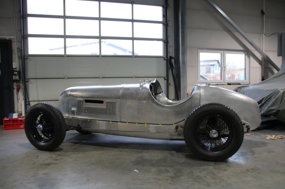 Riley Adelphi Special 1938