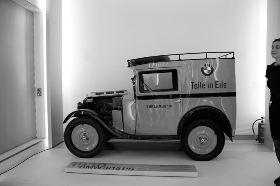 BMW Dixi Lieferwagen